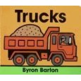 Byron Barton Board book