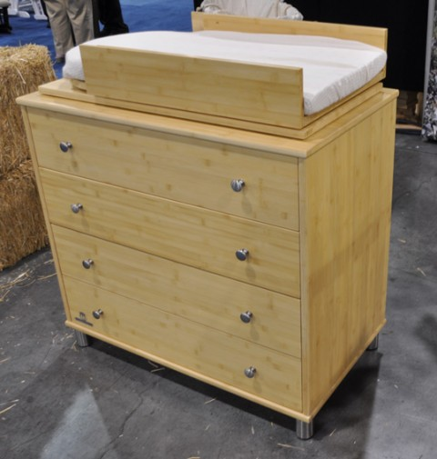 Seed Organic Changing Table