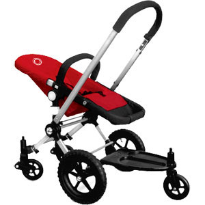 Trend Spotting at ABC Kids Expo 2010: Ride Along Stroller Board Accessories