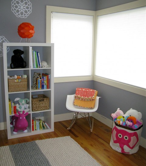 The Fun Storage Bins From 3 Sprouts Do A Great Job Holding A Collection Of  Stuffed Animals Regan Will Be Passing Down To Her New Little One.