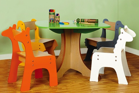 Table And Chairs Sets For The Nursery Or Playroom