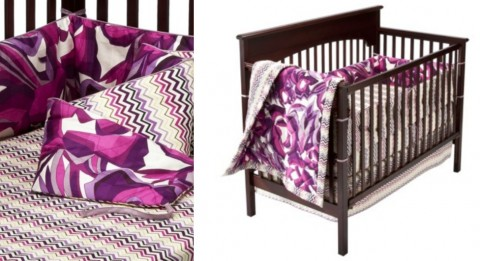 From Top To Bottom The Patchwork Crib