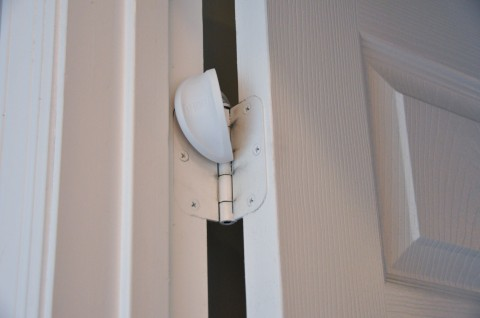 Incroyable Modern Babyproofing From Rhoost « Buymodernbaby.com Baby Proofing Door ...