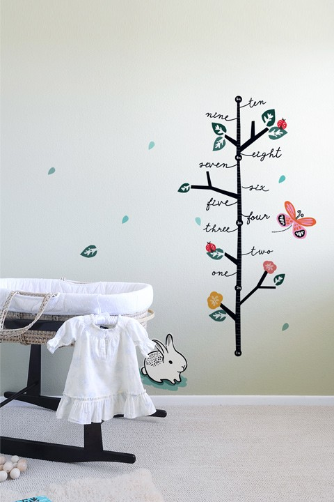 Wall decal growth chart search results