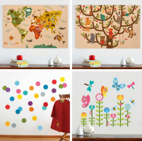 Petit collage search results wall decals be gumiabroncs Choice Image