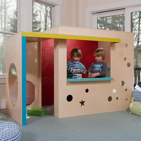 The Rhapsody Modern Playhouse Is Available ... Good Ideas