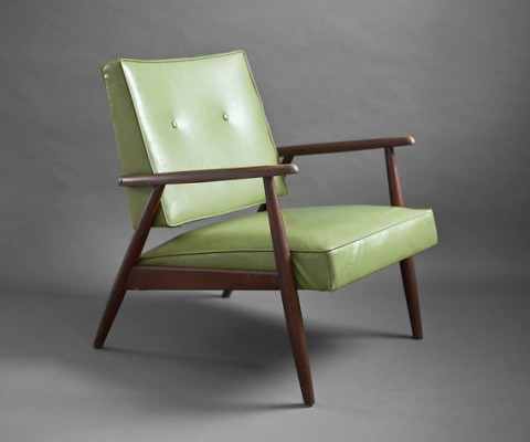 Corvus Calvados Mid Century Bamboo Dining Chair (Set Of 2)