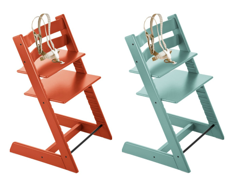 New stokke tripp trapp colors «