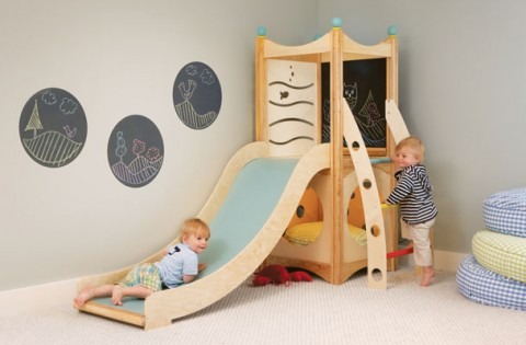 Emejing Playhouse For Toddlers Indoors Contemporary - Interior ...