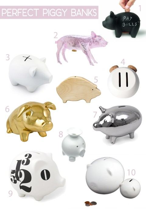 Top 10 modern piggy banks - Coink piggy bank ...