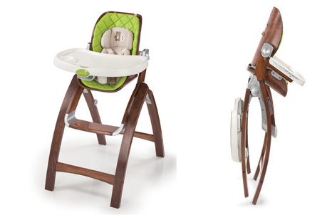 Charmant Summer Infant Bentwood High Chair