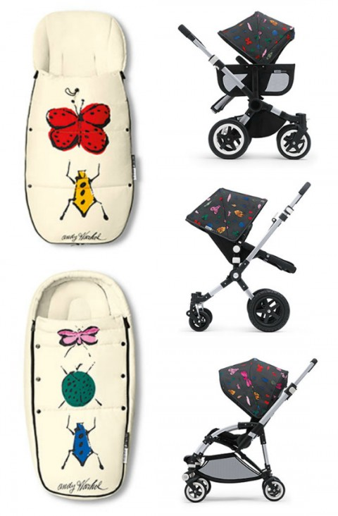 Bugaboo Happy Bugs Andy Warhol