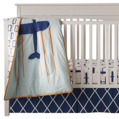 Modern Crib Bedding at Target | buymodernbaby