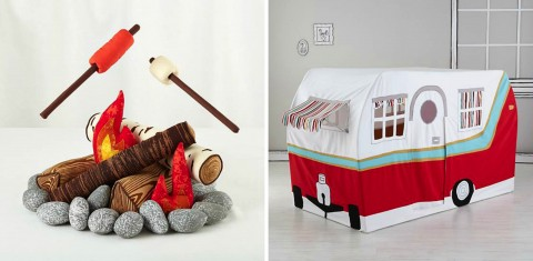 The Land of Nod Camping Set