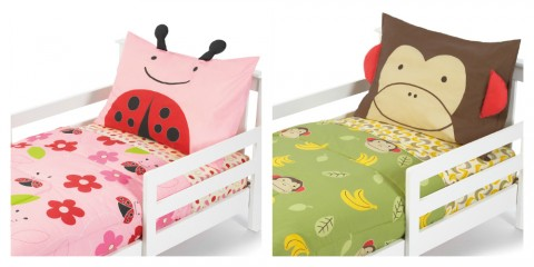 Skip Hop Zoo Bedding Ladybug and Monkey