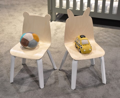 Oeuf toddler chairs