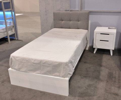 Tulip Twin Bed