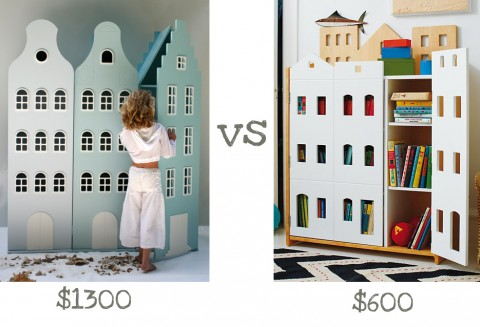 Building Bookcases: The Land of Nod vs This is Dutch