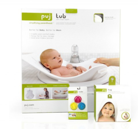 Puj Infant Gift Set
