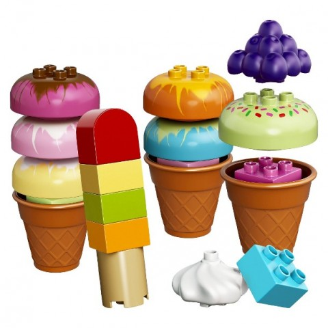 Lego Duplo Creative Play Ice Cream