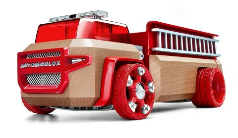 Automoblox Fire Truck