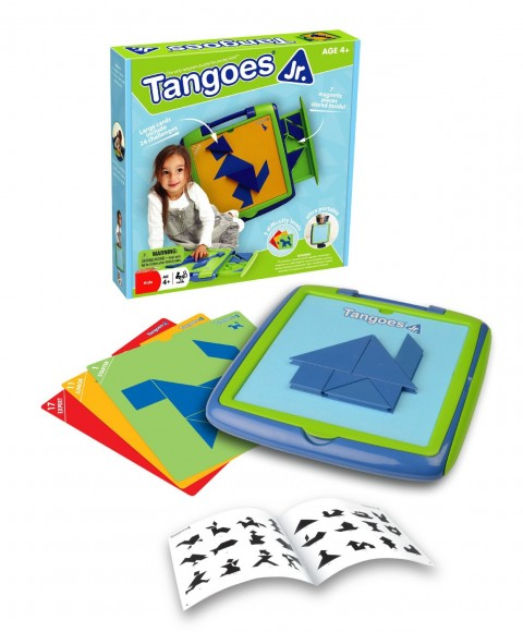 Tangoes Jr game toy