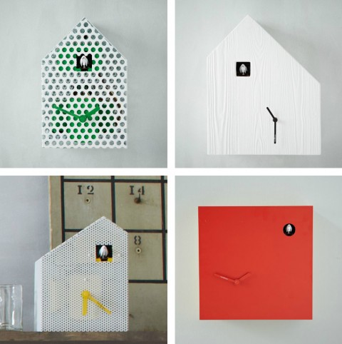 Diamantini + Domeniconi Cuckoo Clocks