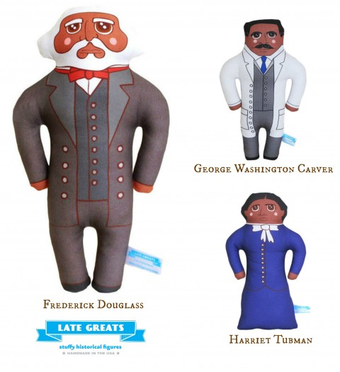 Late Great Black History Month Dolls