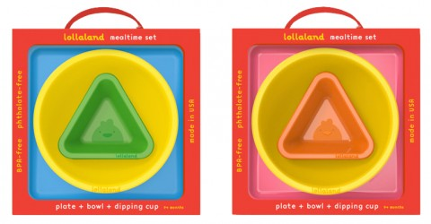 Lollaland Mealtime Sets