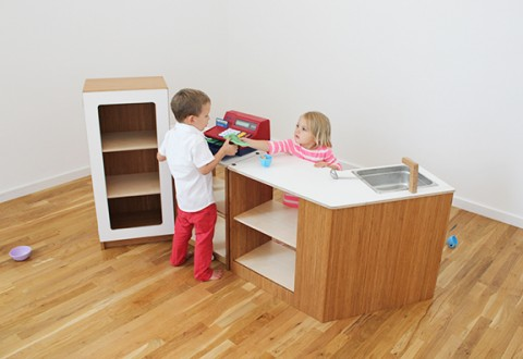 North Forty Design Play Kitchen Bamboo 2