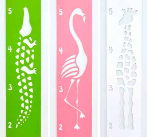 Numi Numi Design 3 growth charts