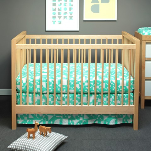 Unison shapes_mint_crib