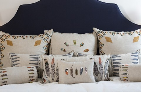 Coral & Tusk Pillows