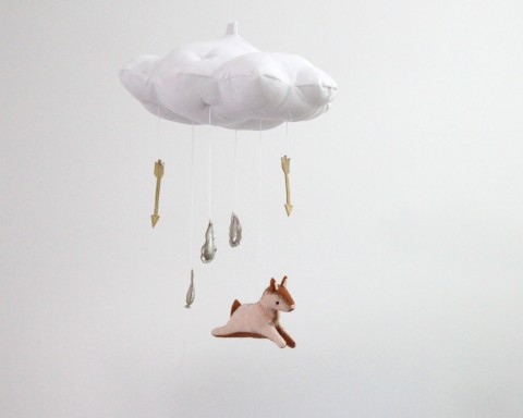 Imaginary Worlds // Leaping Deer Rain Cloud