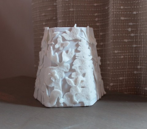 woodland felt nightlight white from Obsessivision