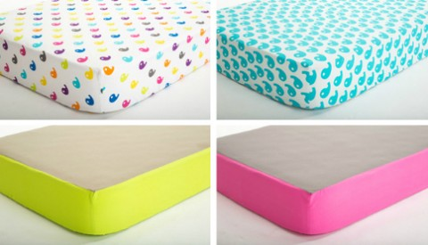 Baby Dedee crib toddler sheets