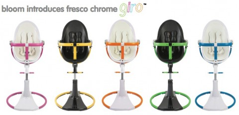 Bloom Fresco Chrome Giro
