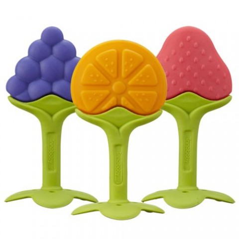 Innovavy ez grip Fruit Teethers