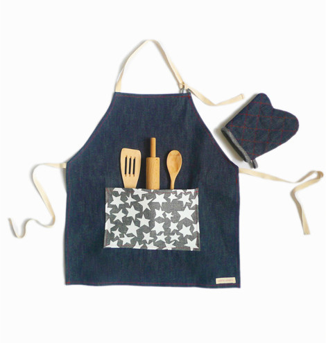 Kids Apron Set Odette Williams Design