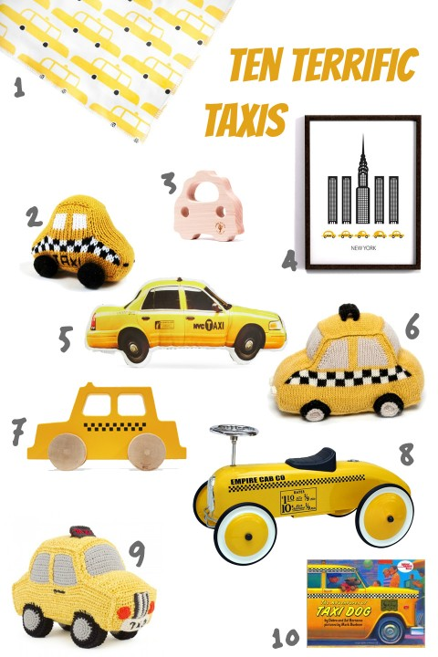 Top Ten Taxis