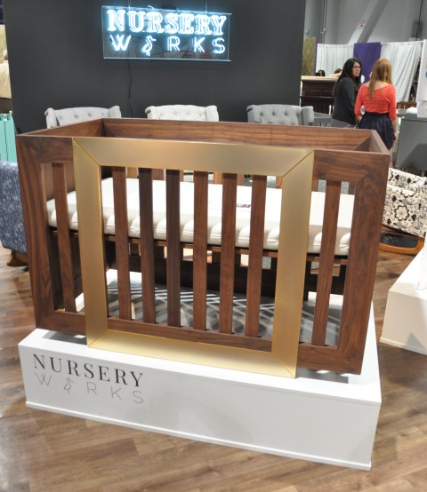 Nursery Works Halo Crib