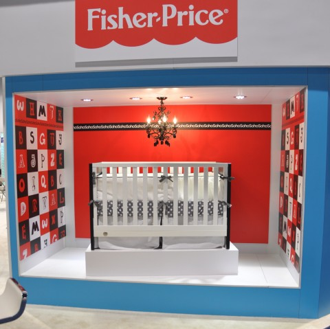 Fisher Price Soho Island Crib