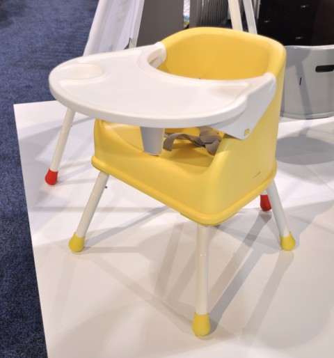 Delta 5-in-1 high chair