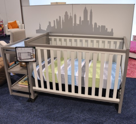4 N 1 Crib Additional Bassettbaby Benbrooke 4 N 1 Crib