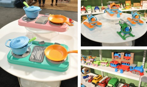 Green Toys at abc kids expo 2014