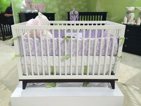 Ti Amo Moderna Collection Crib