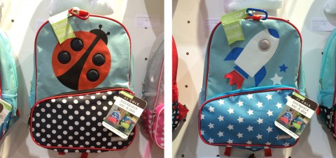 JJ Cole Toddler Backpacks