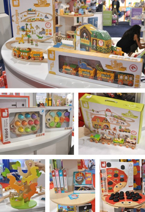 Janod at abc kids expo 2014