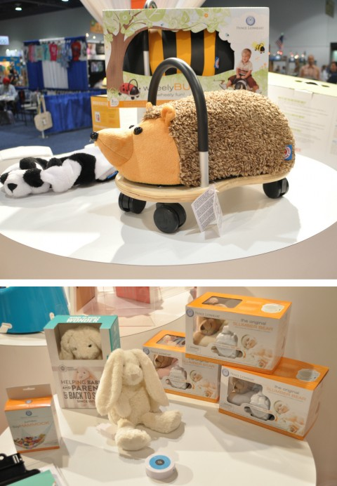 Prince Lionheart at abc kids expo 2014