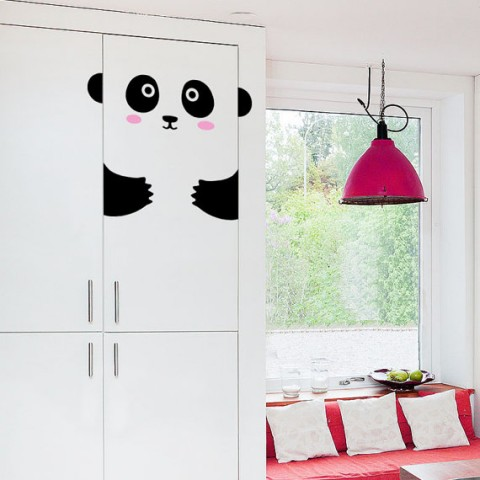 Door Decals from Made of Sundays « Peppi the Pretty Panda